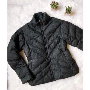 Patagonia Black Puffer Puffy Down Coat Jacket